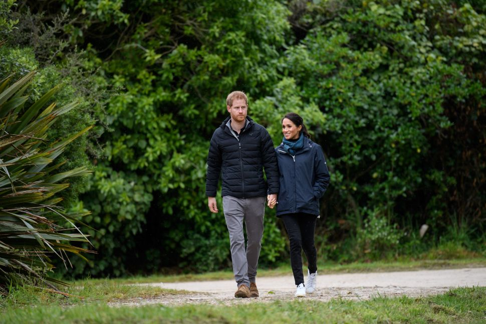 Prince Harry and Meghan Are Already Threatening Legal Action Against Paparazzi in Canada