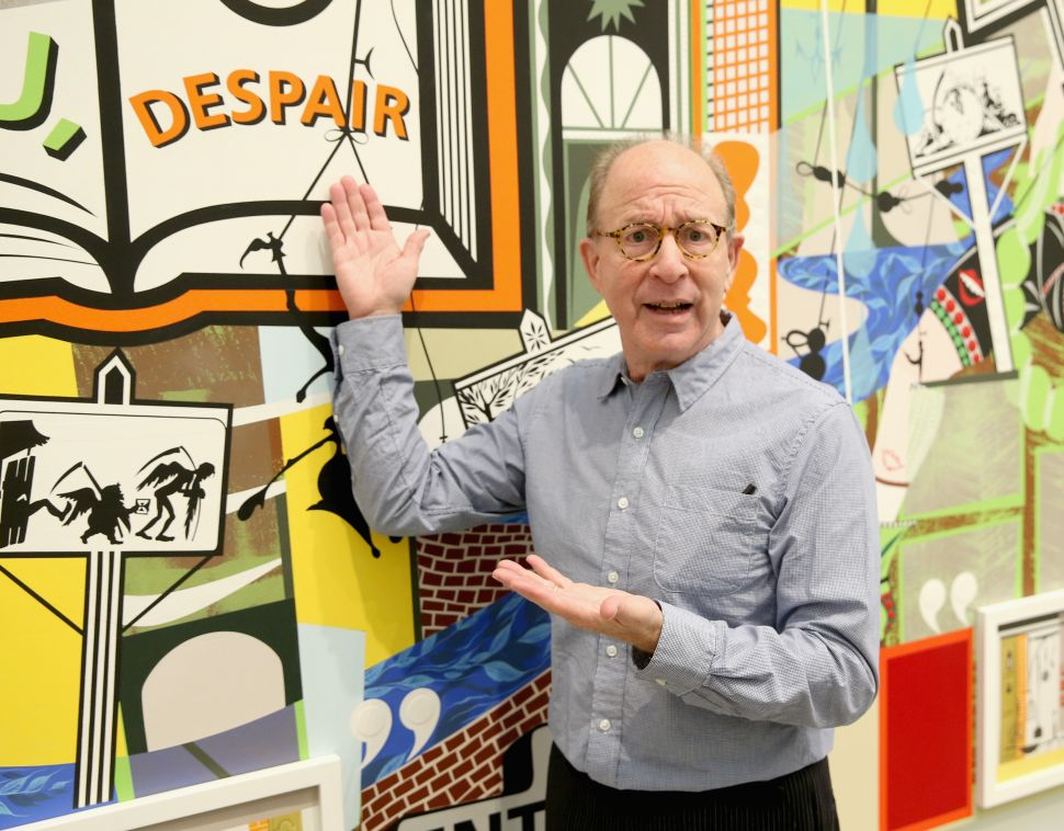 Jerry Saltz Has Some Advice for Novice Art Admirers