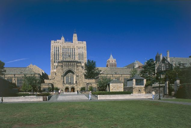 Yale University Library, New Haven, Connecticut.