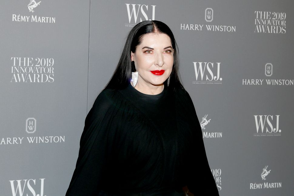 Microsoft's 'Mixed Reality' Goggles Take Marina Abramović on a World Tour