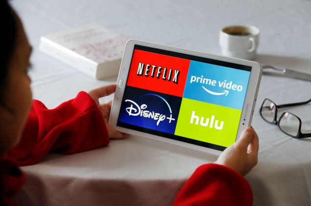 Netflix Disney+ Apple TV+