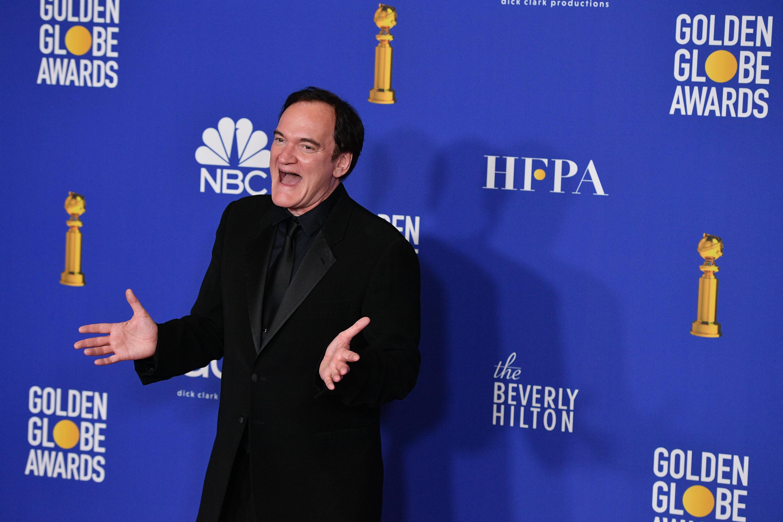 Warp Drive Stalls on Quentin Tarantino's R-Rated 'Star Trek' Movie