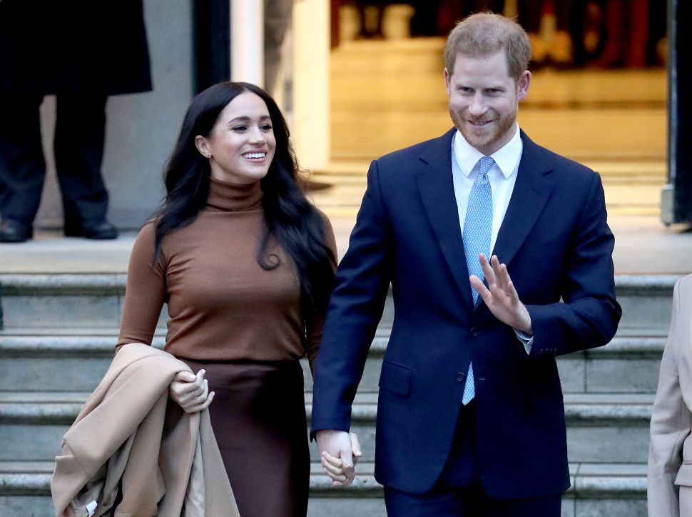 Prince Harry and Meghan Downsized Their Frogmore Cottage Household in a Big Way