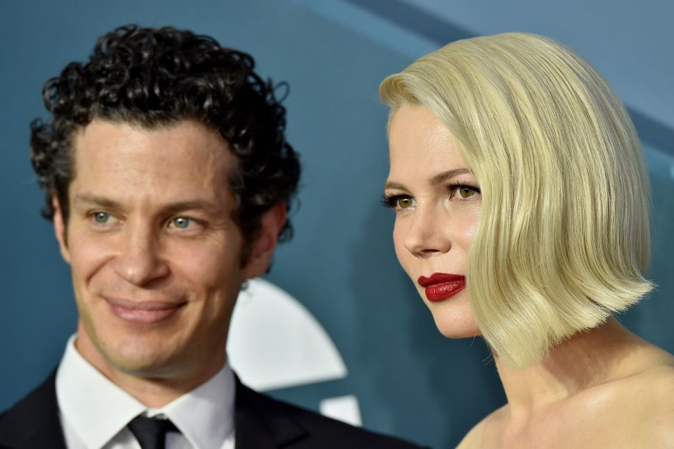 Michelle Williams and Thomas Kail Bought a $10.8 Million Brooklyn Heights Townhouse