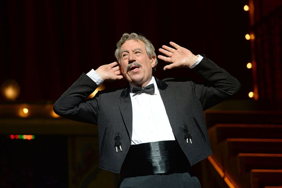 Monty Python Co-Founder Terry Jones Has Died at 77