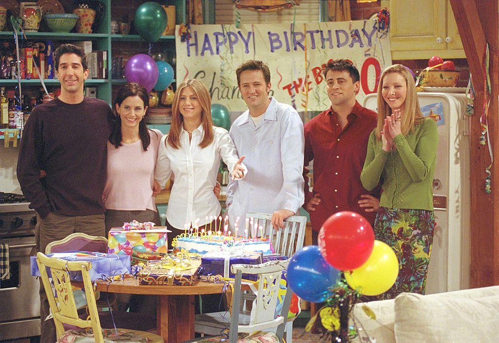 David Schwimmer's Ideas for a Fresh Take on 'Friends' Sound Pretty Good