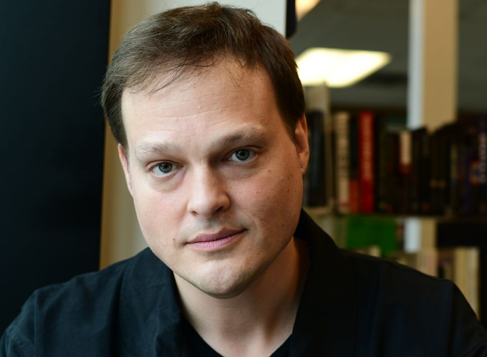 Garth Greenwell on Why Desire Is a Writer's Greatest Plot Device