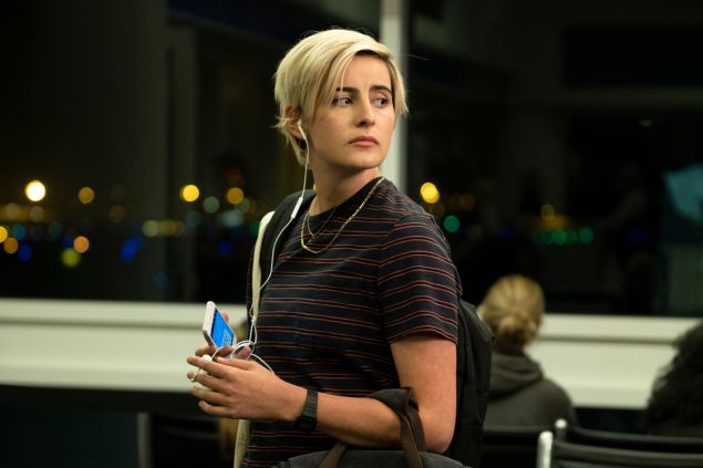 Jacqueline Toboni as Finley in The L Word: Generation Q