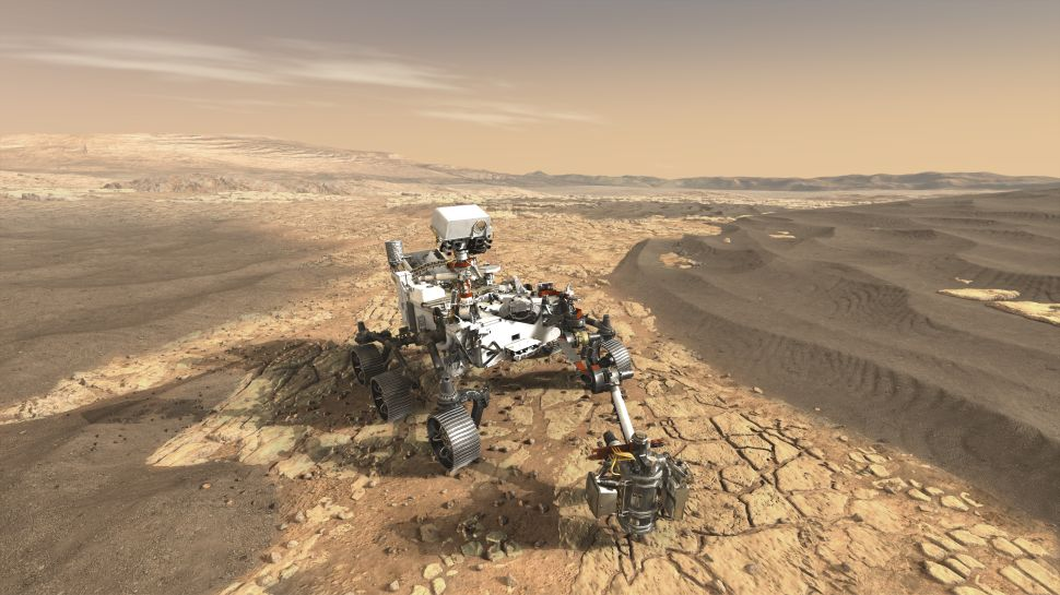 NASA's Next Mars Rover Will Search for Signs of Life—But What Will We Call It?