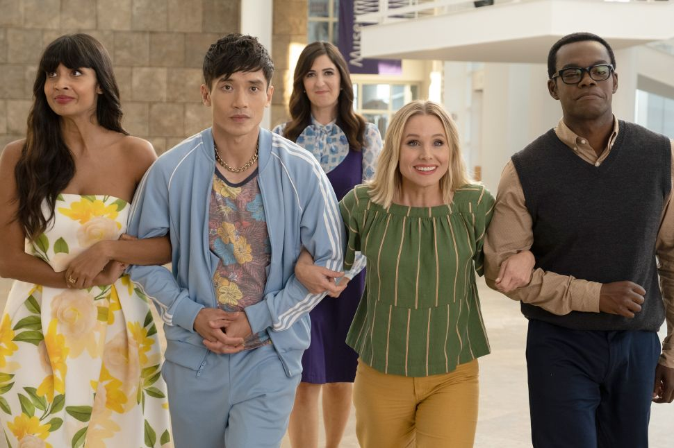How 'The Good Place' Mastered the Mystery Box