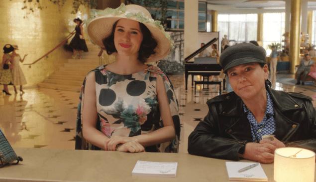 Amazon Ratings Marvelous Mrs. Maisel Season 3