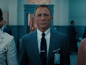 James Bond 007 Spoilers