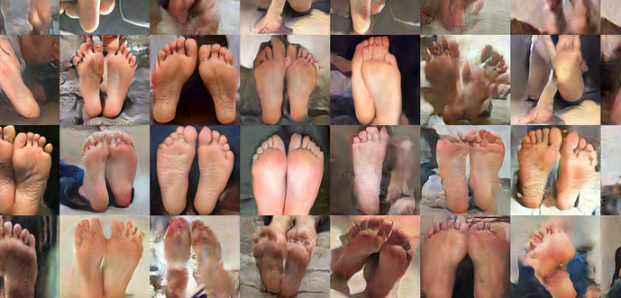 AI-Generated Feet Pics Are Here—But Not (Really) for the Reason You Think
