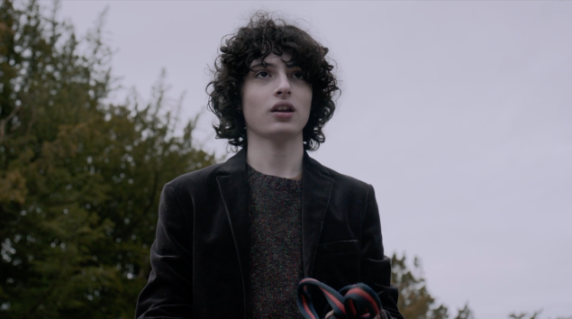 Finn Wolfhard in The Turning