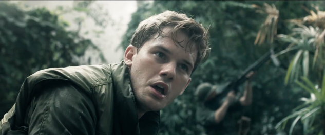 Jeremy Irvine in The Last Full Measure