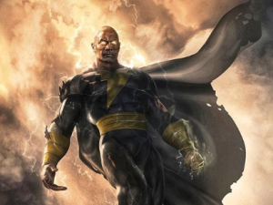 Black Adam Dwayne Johnson Info Details