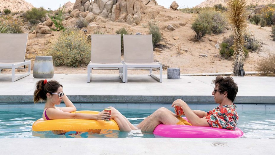 Andy Samberg Comedy 'Palm Springs' Beats New Sundance Record by 69 Cents