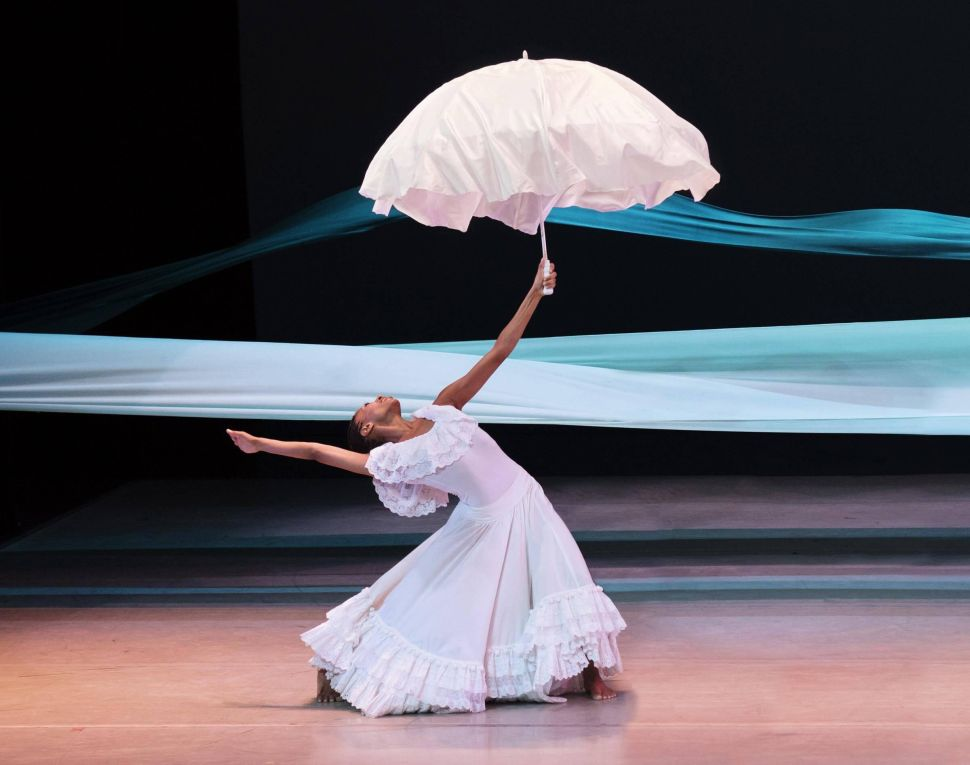 Superb Dancing Makes Up for What Choreography Lacks at Alvin Ailey