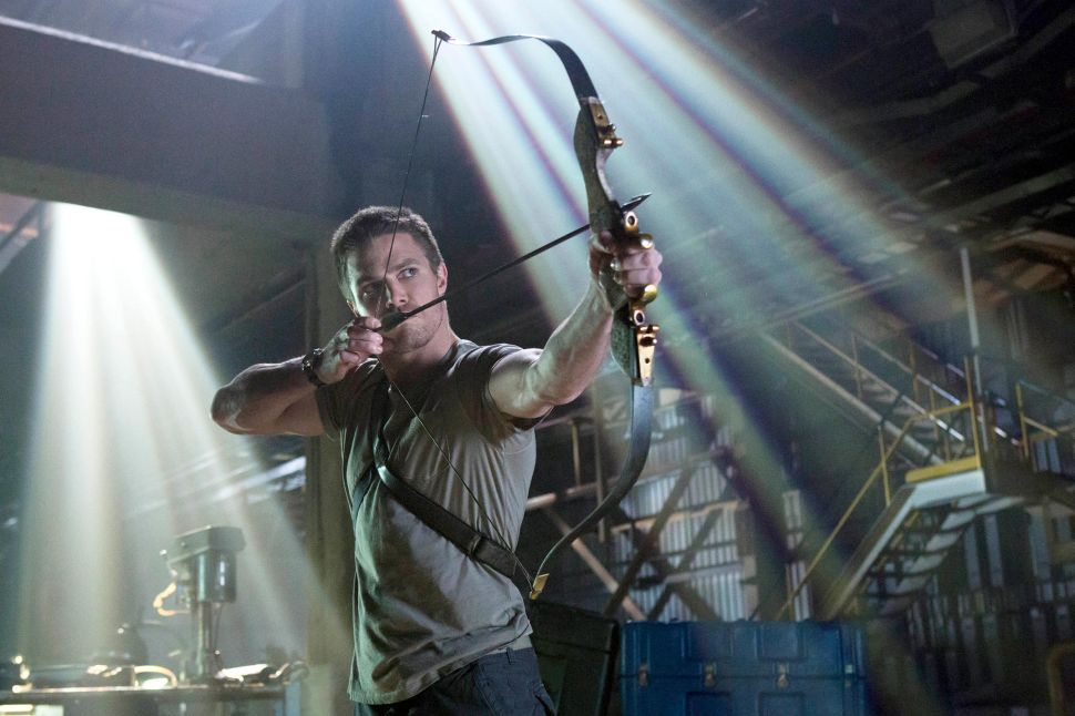 The Early Seasons of 'Arrow' Are the Best Live-Action Superhero Adaptation Ever