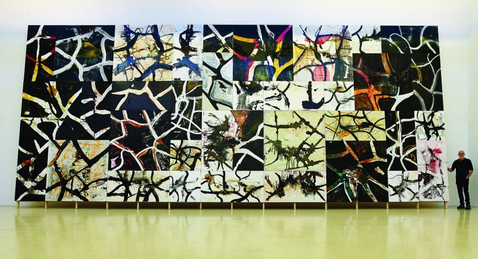 Israeli Artist Tsibi Geva Breaks Down the Man-Made World