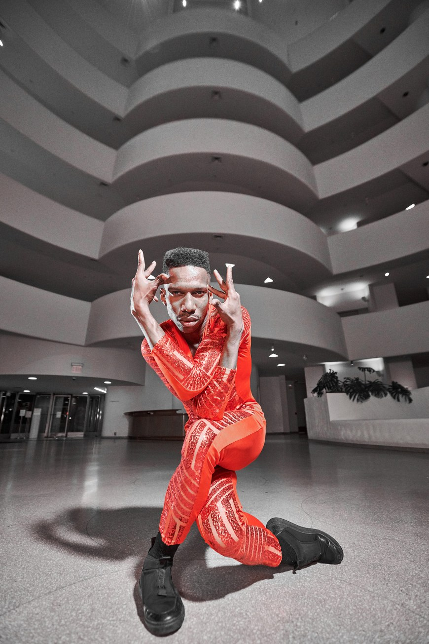 Ball Scene Legend Omari Wiles Presents a Tribute to 'Paris Is Burning' at the Guggenheim