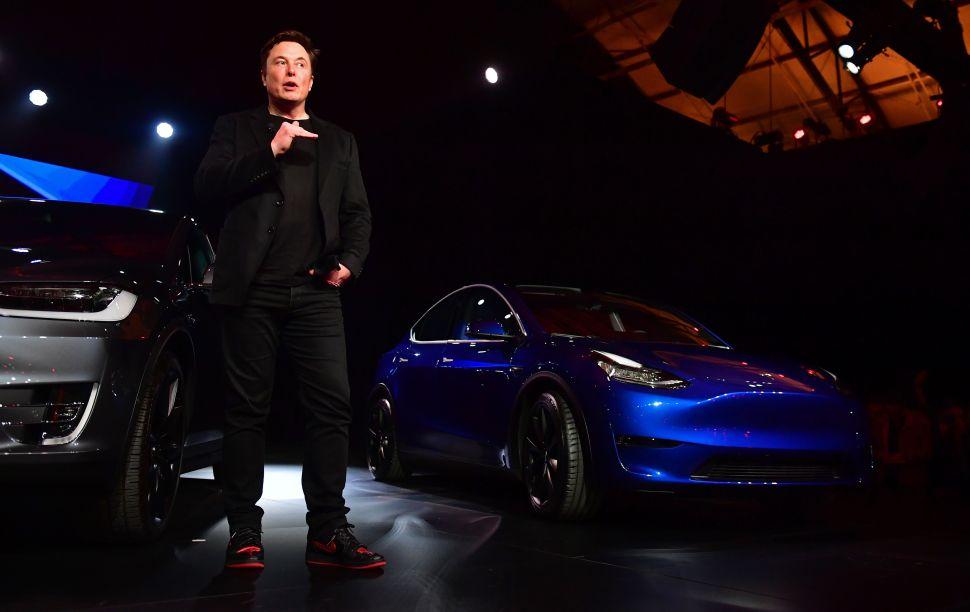 Elon Musk Thrills 'Knight Rider' Fans With Talking Tesla Announcement