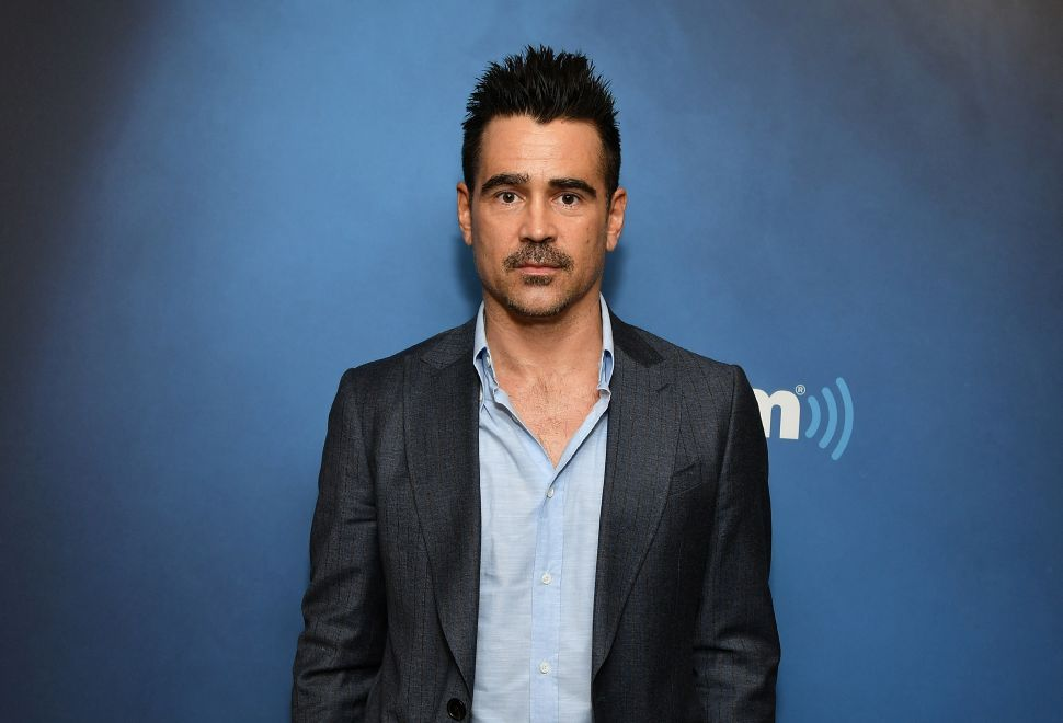Colin Farrell Sold His Longtime Hollywood Hills Home for $1.3 Million