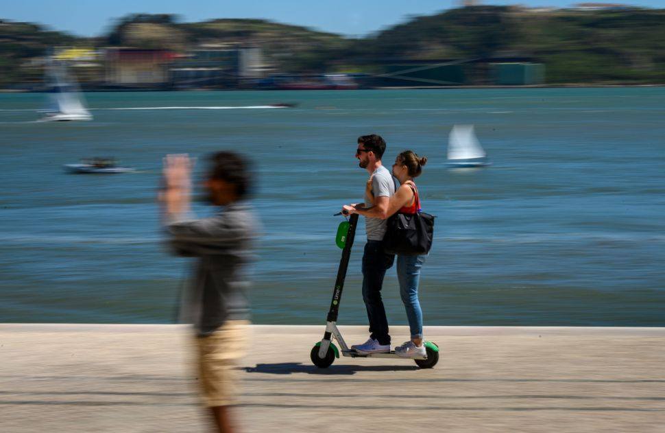 E-scooters Have Doubled in Popularity and Tripled in Injuries