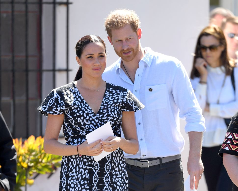 Prince Harry and Meghan Markle Still Want to Keep Their Royal Frogmore Cottage Home