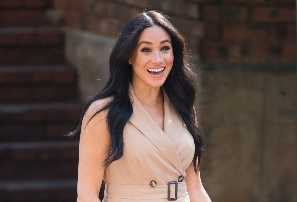 Meghan Markle Opted for a Budget Flight Back to Canada