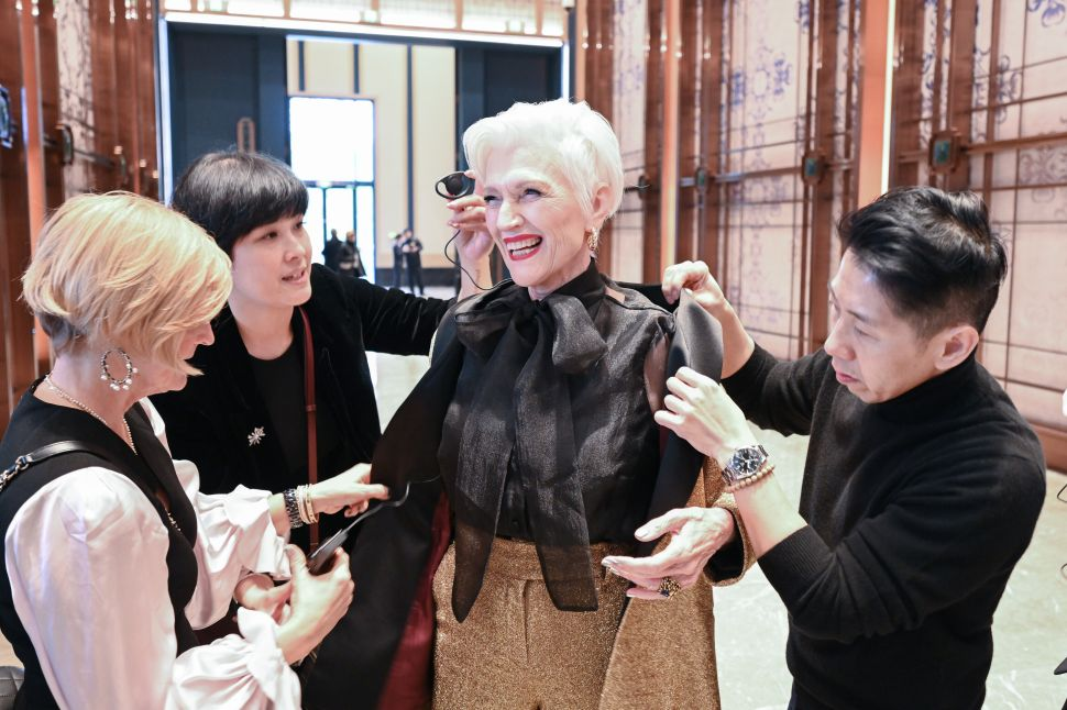 At 71, Elon Musk's Model Mom, Maye Musk, Is at Her Peak as a Style Icon