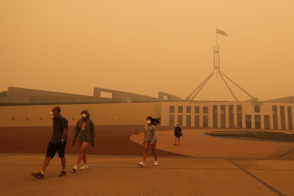 How Australian Art Museums Are Protecting Their Collections From Fire Threats