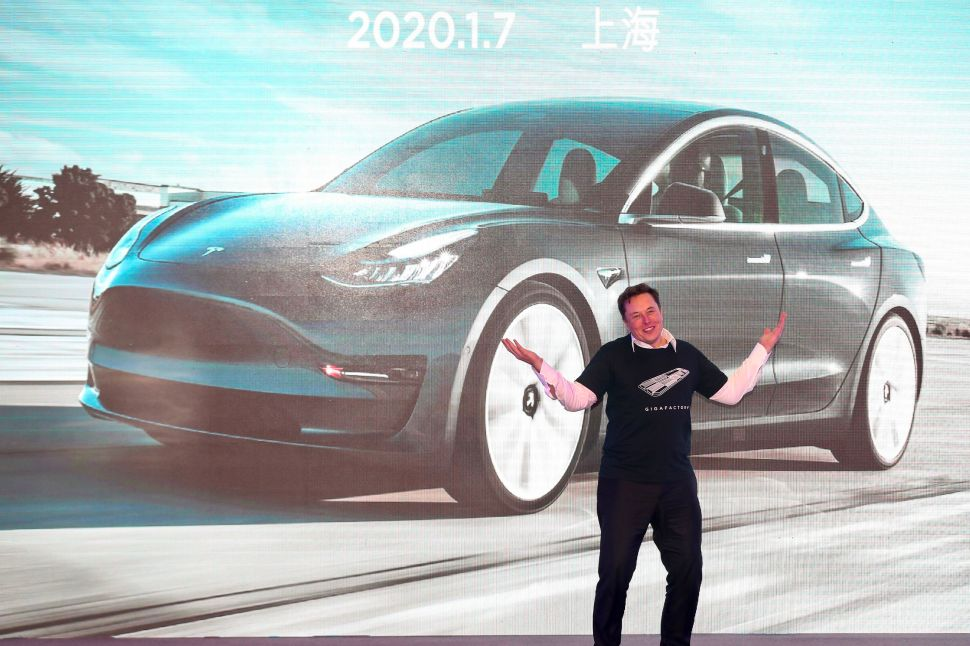 Inside Elon Musk's Amazing Chinese Adventure—And Tesla's Big Win