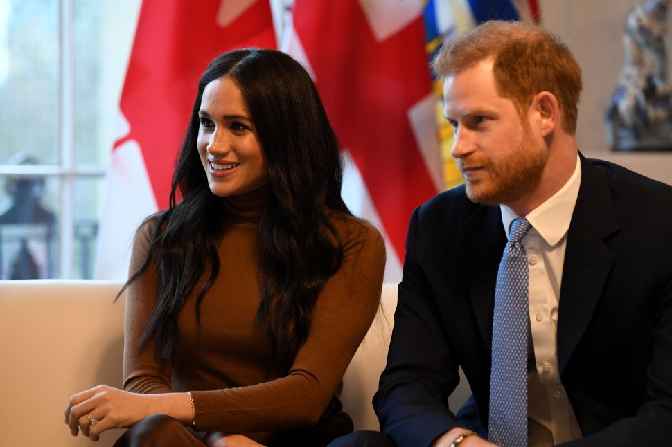 Prince Harry and Meghan Markle Are Officially Moving to Canada Part-Time