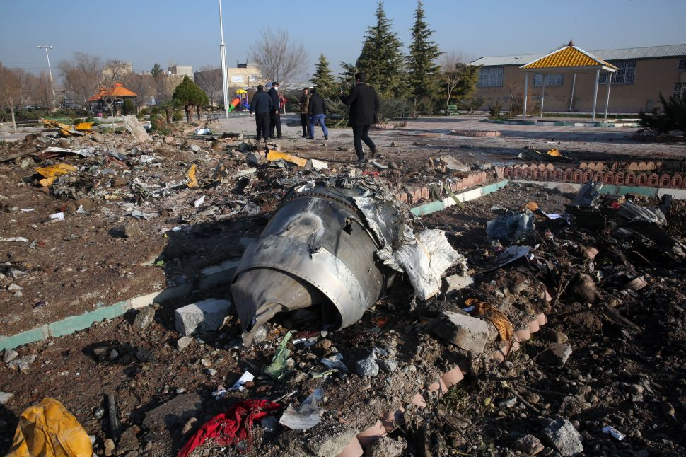 Accident or Attack, Iran 737 Crash Is Not What Boeing Needs Right Now