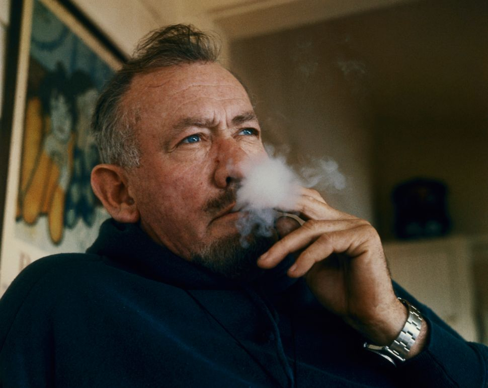 John Steinbeck's Weirdest Knickknacks Are Going Up for Auction in February