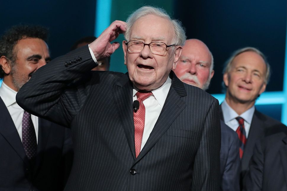 Warren Buffett Said No to Tiffany & Co. Before LVMH Swept It Up: Report