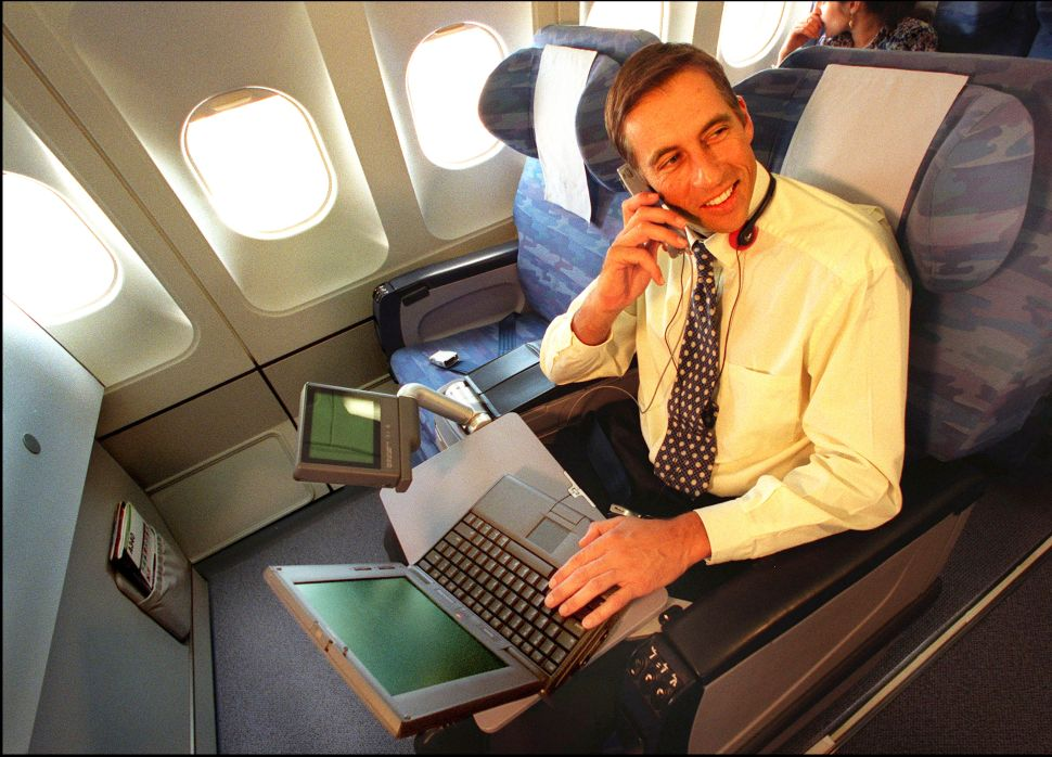 In-Flight Cell Phone Calls Would Be an Existential Hell—And They May Only Be a Year Away