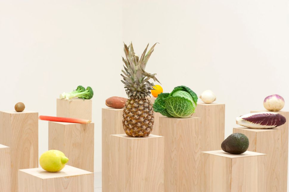 Eat the Art: The Whitney's New Show Serves Up Free Fruit Salad