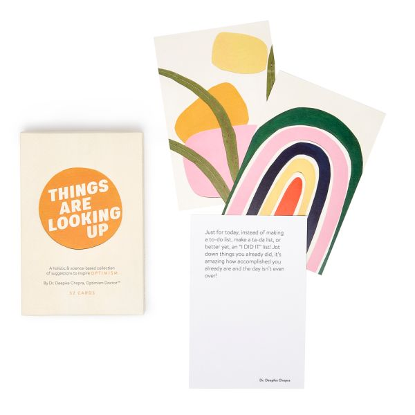 optimism card set