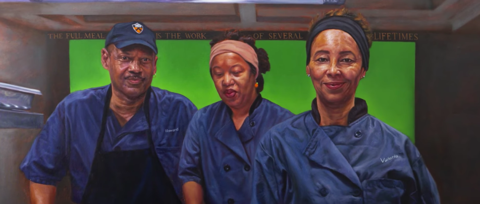 Princeton University Acquires Portrait Series Honoring Its Campus Workers