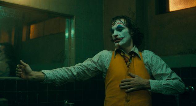 Joker Movie Cinematography