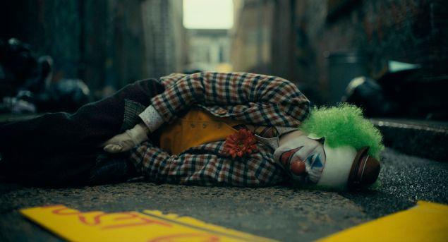Joker movie Interview