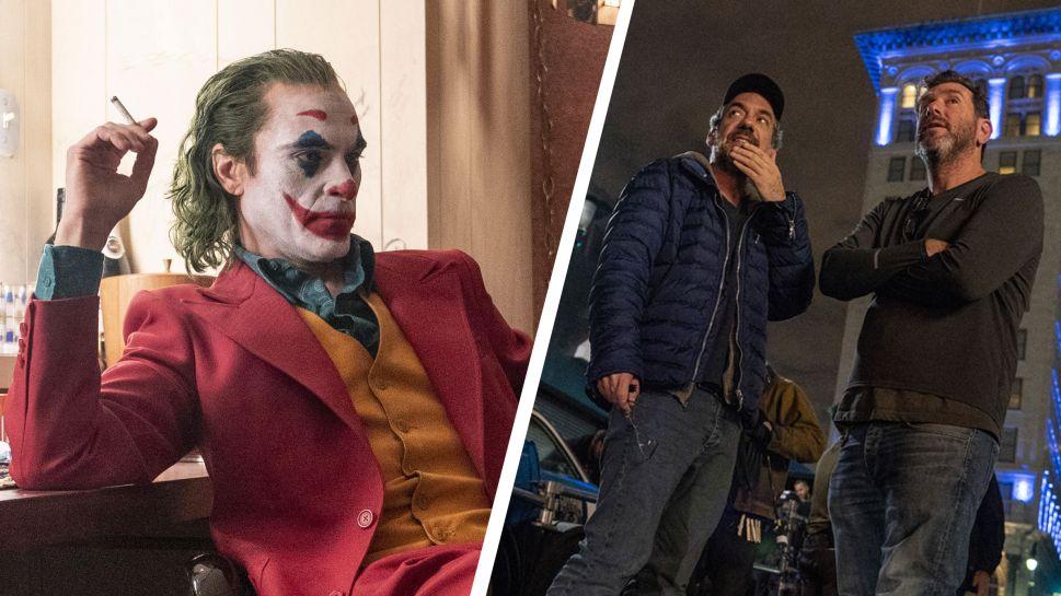 Here's How 'Joker' Cinematographer Lawrence Sher Filmed the Oscar-Nominated Movie