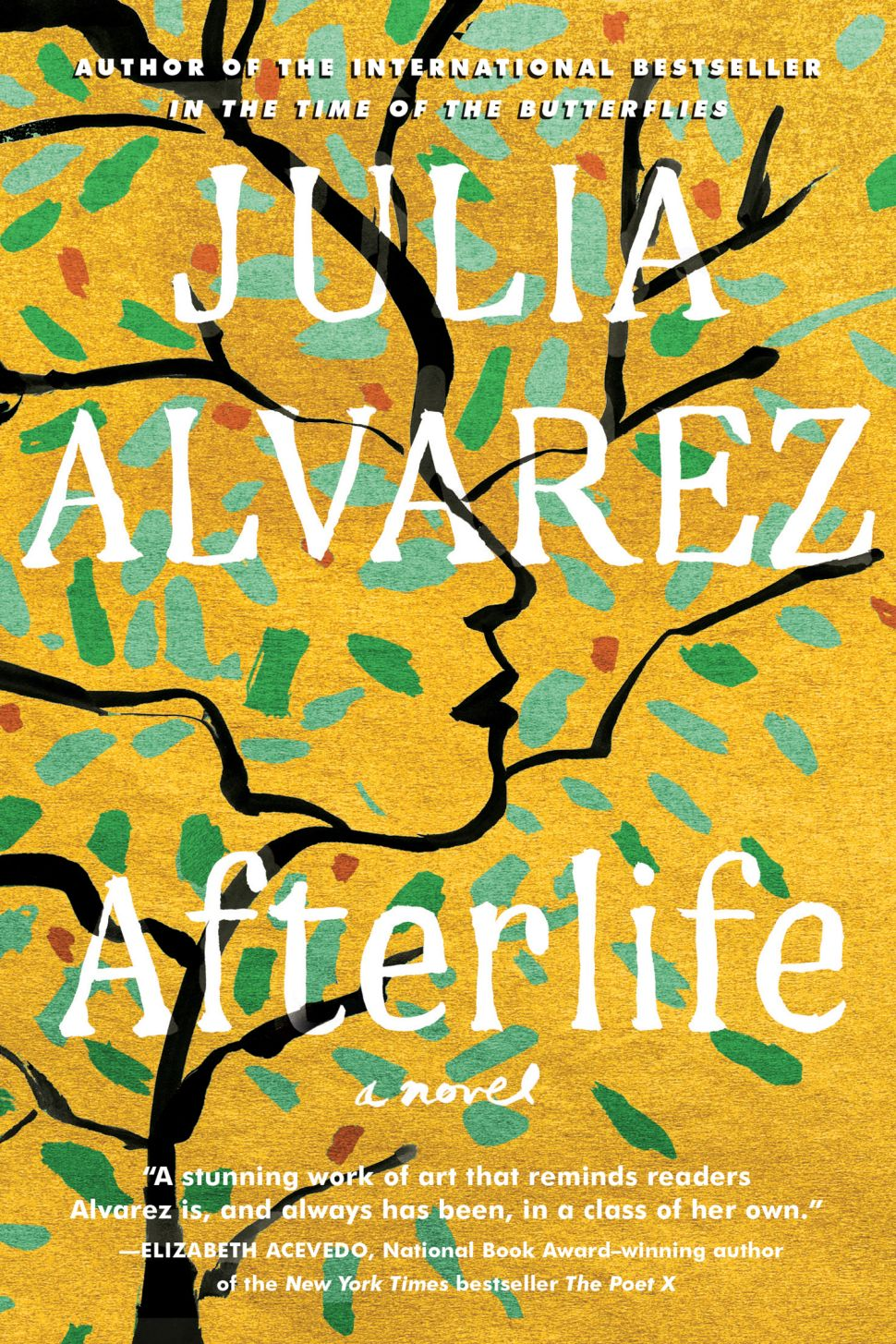 Julia Alvarez on New Book 'Afterlife' and Why Writing About Grief Requires Brevity