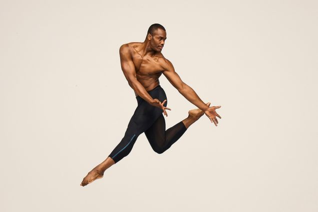Jamar Roberts, the choreographer of New Roberts.