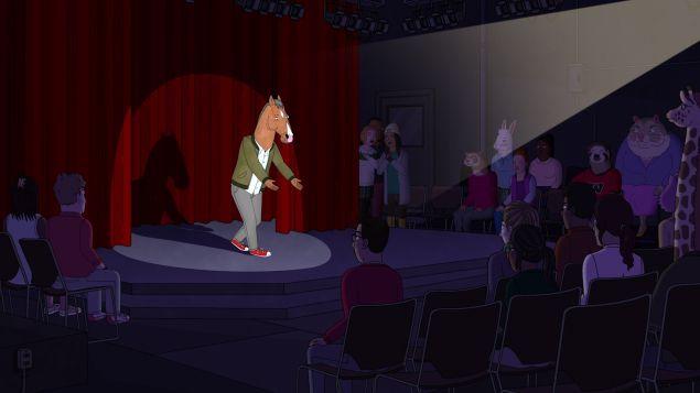 intermediate scene study bojack horseman