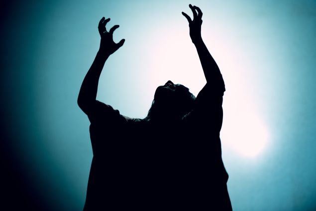 "Banlingyu Ban who plays Cio Cio San in Heartbeat Opera's ""Butterfly."""