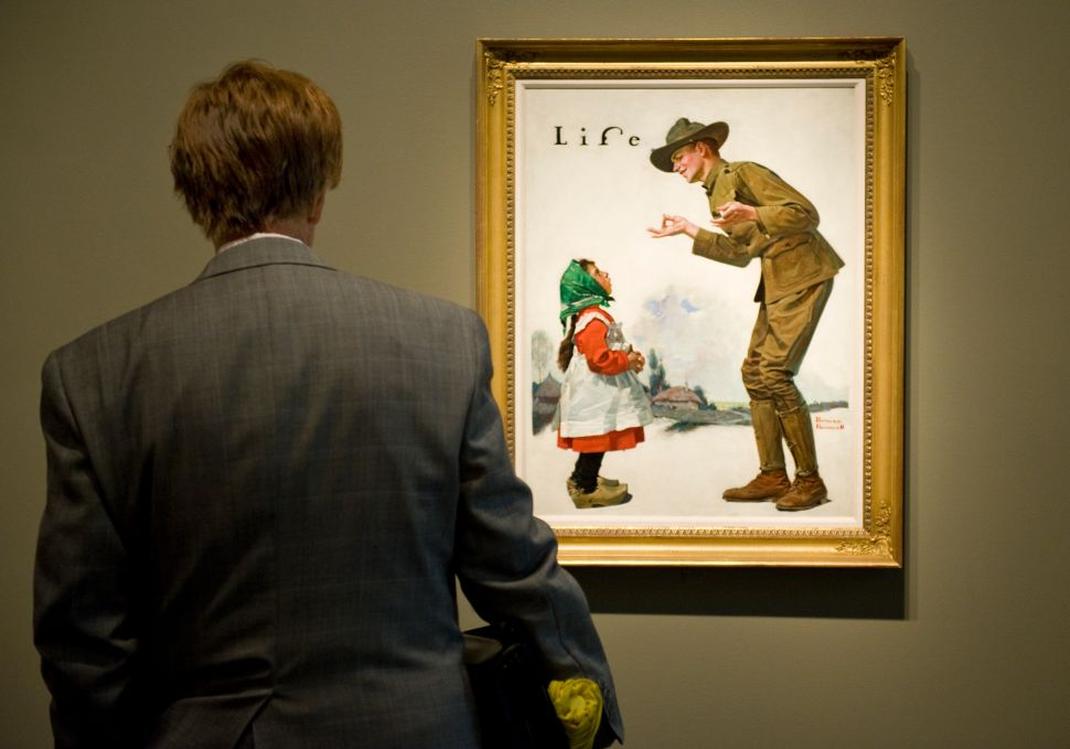 The Embattled Boy Scouts May Have to Sell Norman Rockwell Collection for Legal Fees