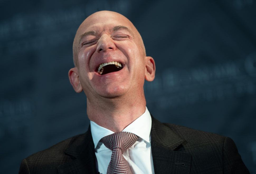 How Richest Man in the World Jeff Bezos Got $8 Billion Richer in Minutes